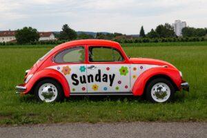 Vw Beetle Volkswagen Oldtimer - nidan / Pixabay