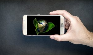 Nature Conservation World Smartphone  - Gentle07 / Pixabay